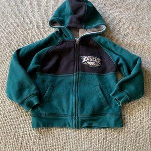 Philadelphia eagles kids hoodie